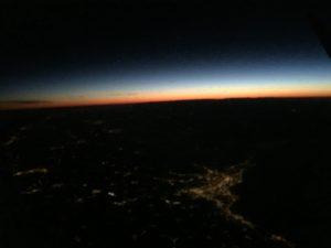 Flug nach Mallorca (c) Foto: Steffen Bürger -22. Oktober 2018